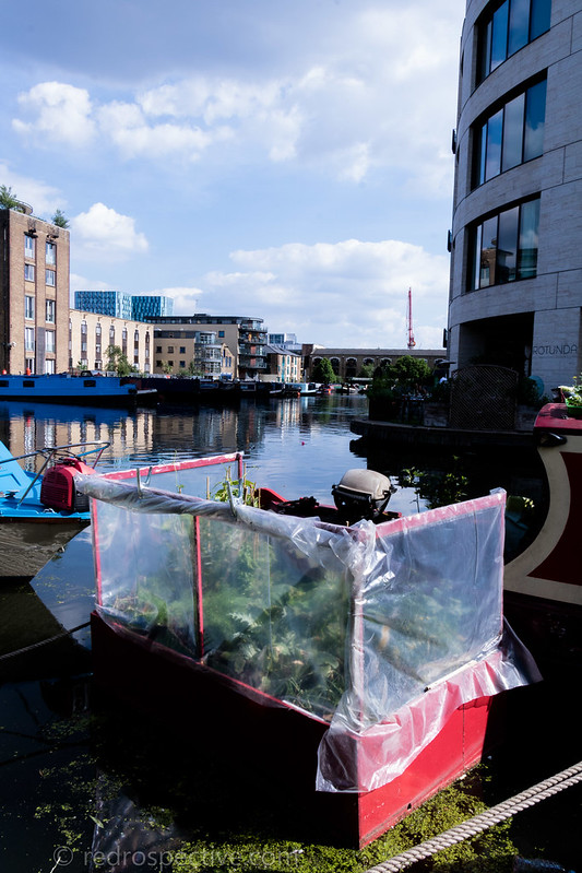 2017 - Open Square Garden - Saturday - 07 - Regents Canal -7221