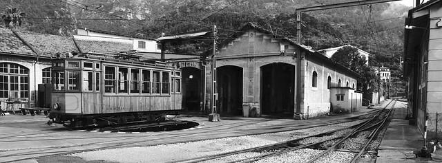 Tren de Sóller – die historische Eisenbahn Mallorcas