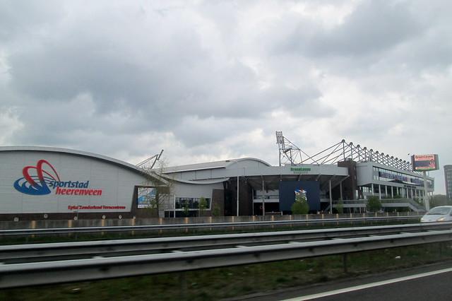 Abe Lenstra Stadium Heerenveen