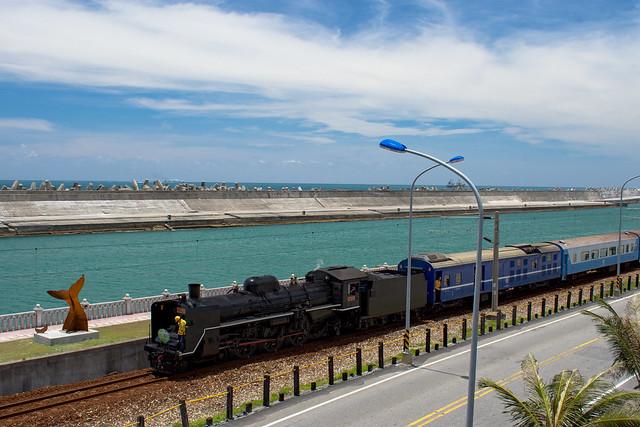 108年台鐵鐵路節活動(花蓮), Nikon D7200, AF-S DX Nikkor 18-140mm f/3.5-5.6G ED VR