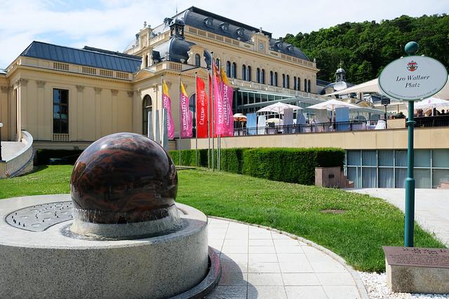 Casino Baden, Baden bei Wien, Austria