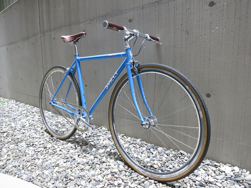 SURLY Steamroller Blue 2