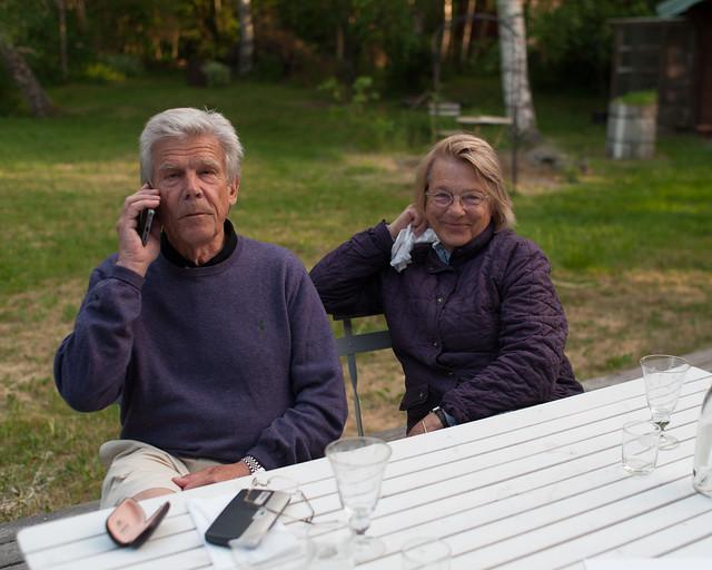 Meet the parents - Jan & Karin, Stensun Jun 2018