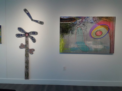 What I saw at the Gateway Open Studio Tour in Brentwood, Maryland on May 19, 2018. #OST2018