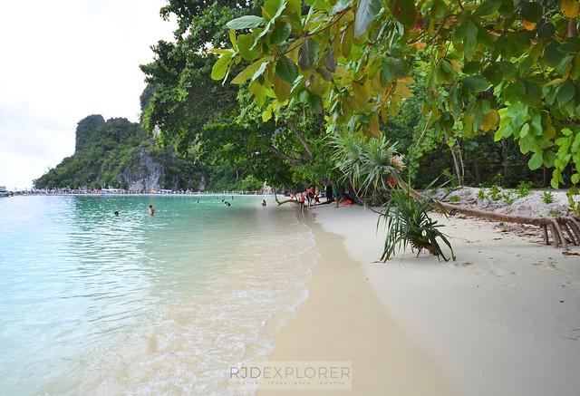 phuket krabi itinerary koh hong