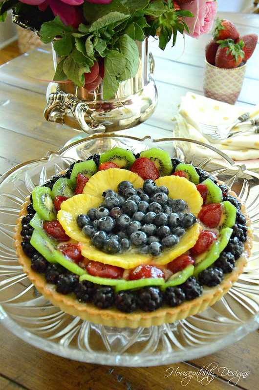 Fruit Tart-Housepitality Designs