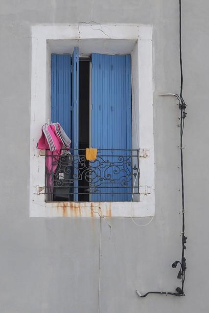 FRANCE dans les rues de Sète