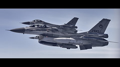 General Dynamics F16A/M Netherlands Air Force 2018