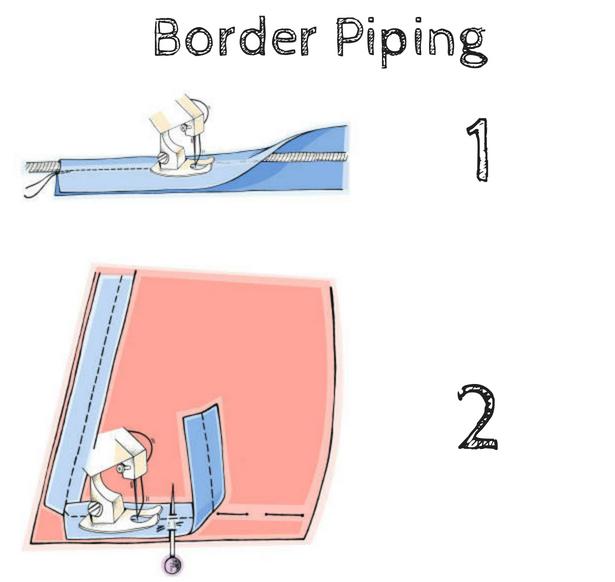 Border Piping 1