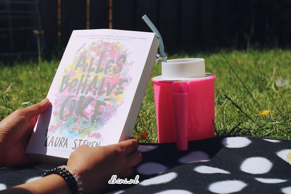 Boek : Alles behalve Oke