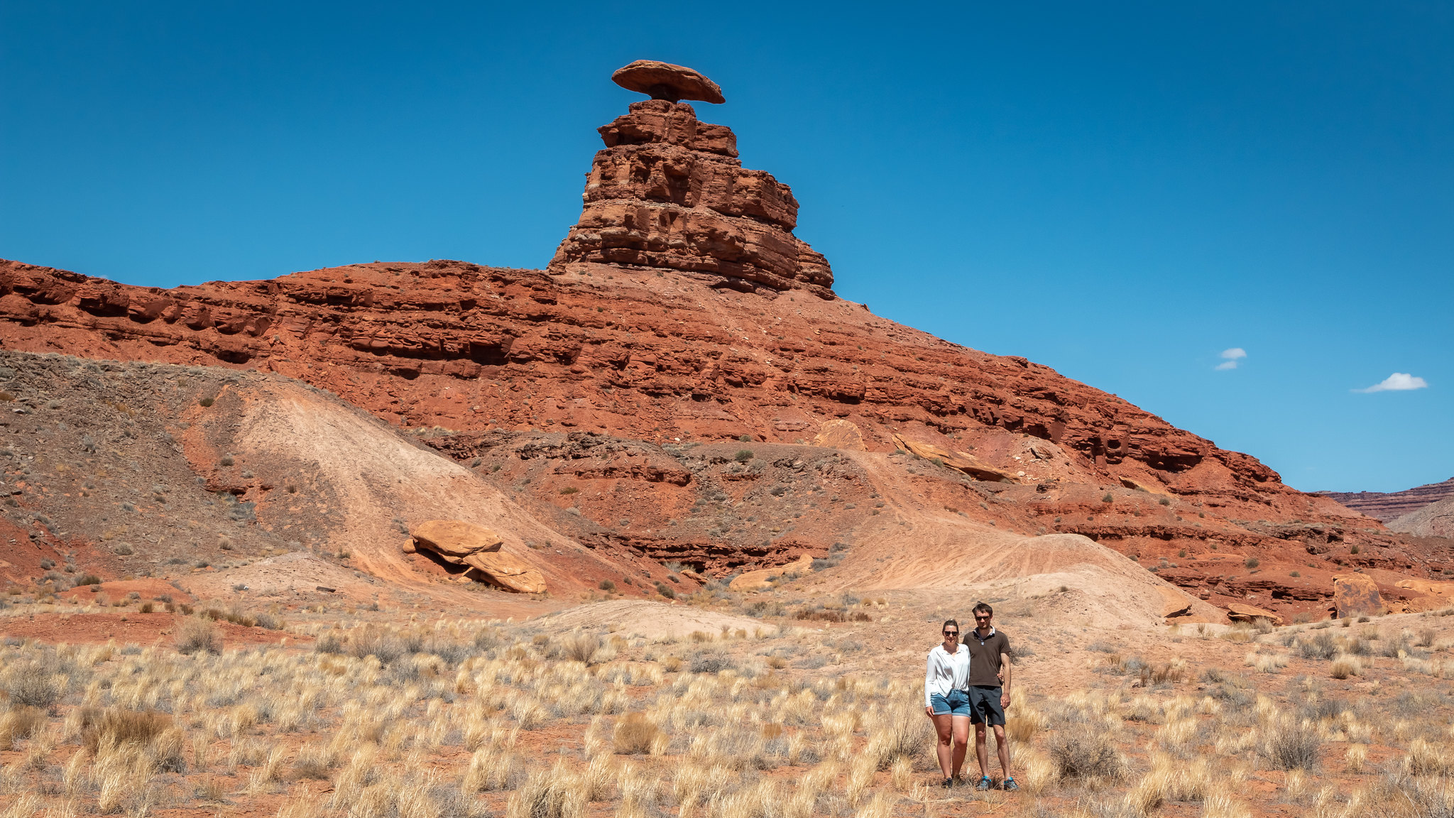 Mexican Hat - Utah - [USA]