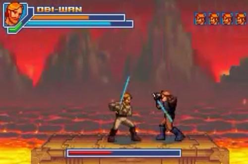 Final Duel: Episode III for Nintendo DS (screenshot)
