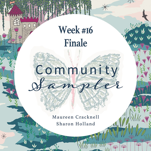 Community Sampler Grand Finale Week!