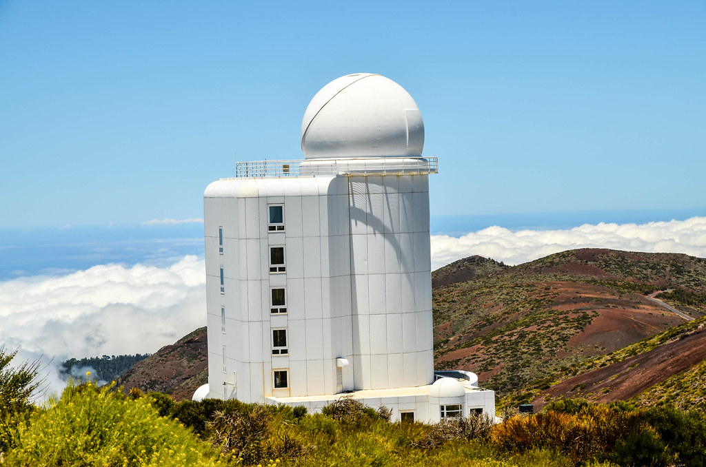 Telescopio Themis