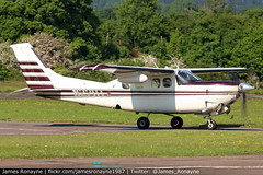 N220T | Cessna P210N Pressurised Centurion | Private