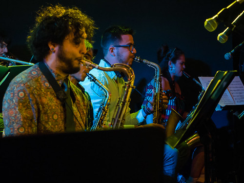 20180526 Malaka Big Band en Encuentro de Big Band de Clasijazz
