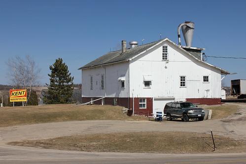 Washington Mill - rural Monticello, WI