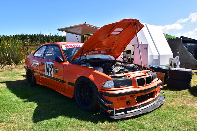 #142 BMW M3 Evo 3200cc Graeme Fraser Queenstown, Classic Saloons 2501cc & Over