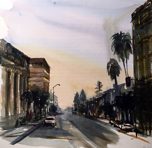 180604 Bakersfield Street twilight