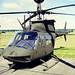 Bell OH-58D Kiowa 85-24693 Farnborough 2-9-86
