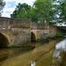 Medieval packhorse bridge, Geddington, Northants