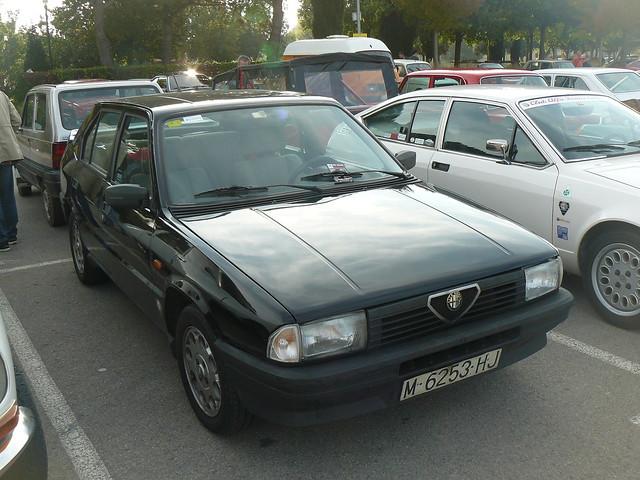 ALFA ROMEO 33, Panasonic DMC-FZ8