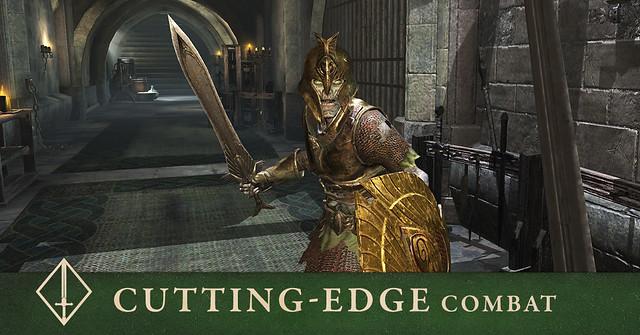 #E3 2018 The Elder Scrolls Blades Screens (Mobile Game)