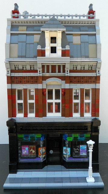 Lego Modular MOC, Nikon COOLPIX L310