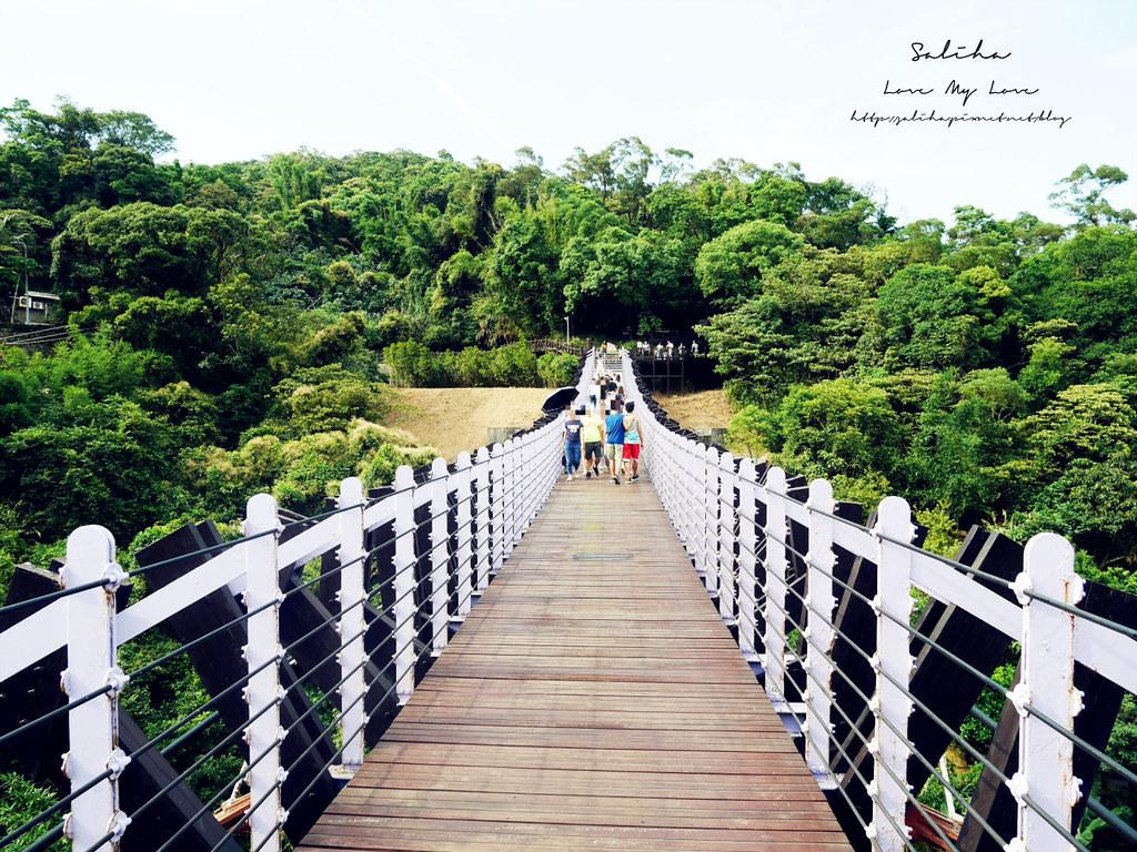 內湖碧山巖白石湖吊橋景點一日遊 (2)