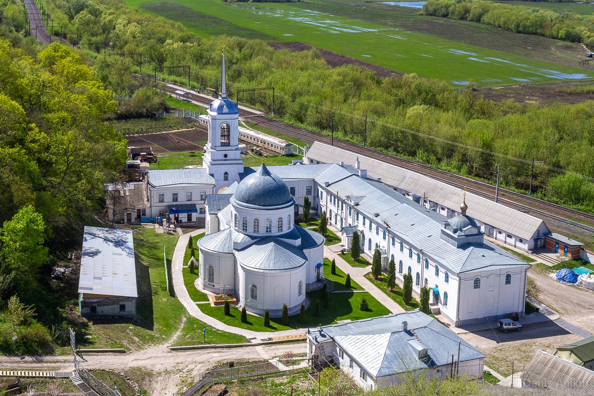 Дивногорский Свято-Успенский монастырь фото 17