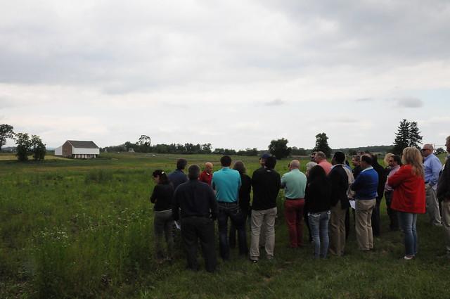 Gettysburg Staff Ride
