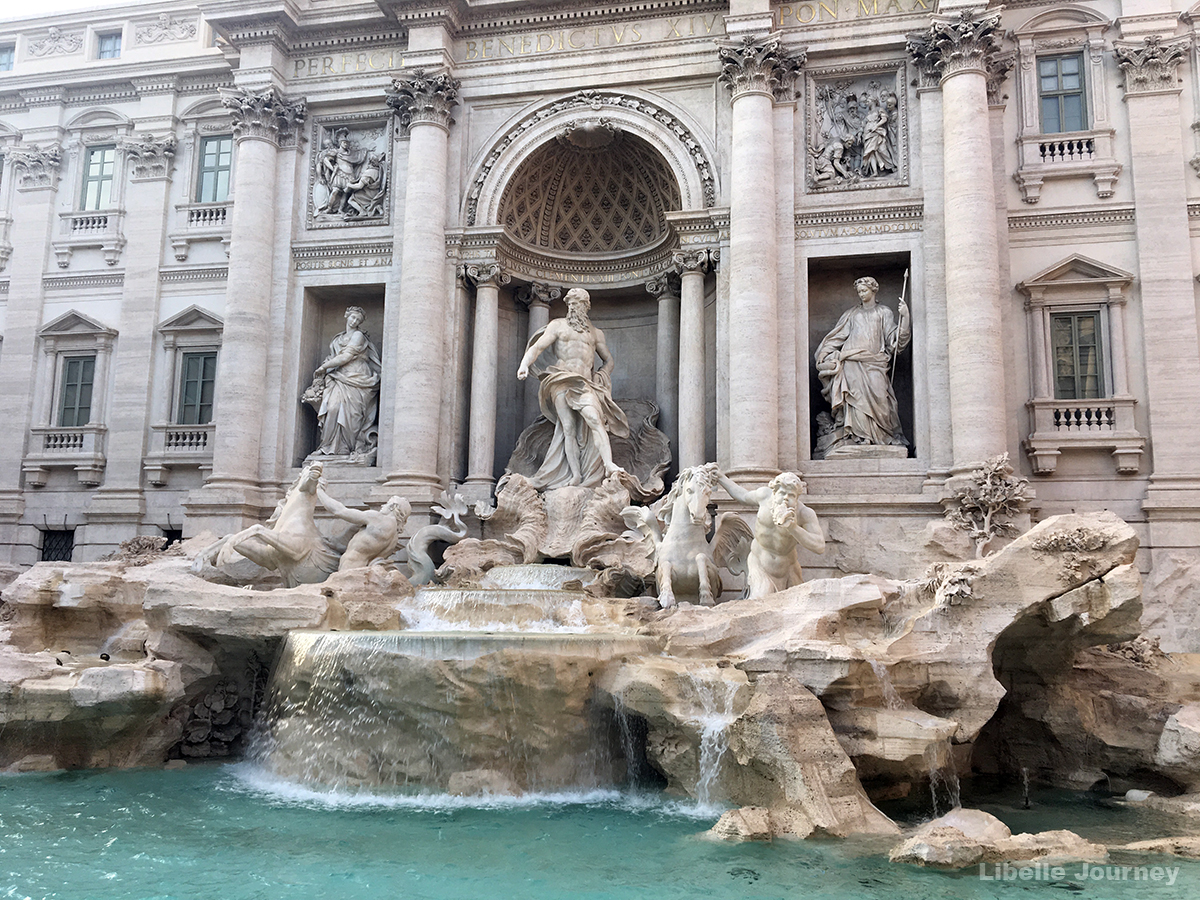 Fountain Trevi