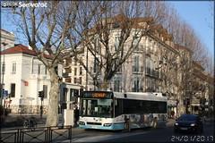 Volvo 7700 - Communauté d'Agglomération du Gapençais / Linéa n°43 - Photo of Gap