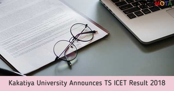 kakatiya university announces ts icet 2018 result 2018