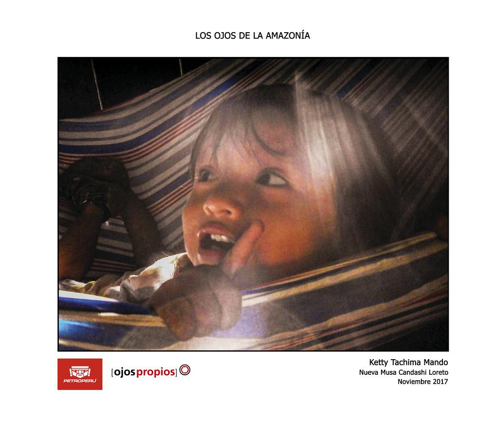 Los Ojos de la Amazonía (Nueva Musa Candashi)