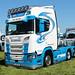BM Transport Ltd Scania S580 181MN657 Peterborough Truckfest 2018
