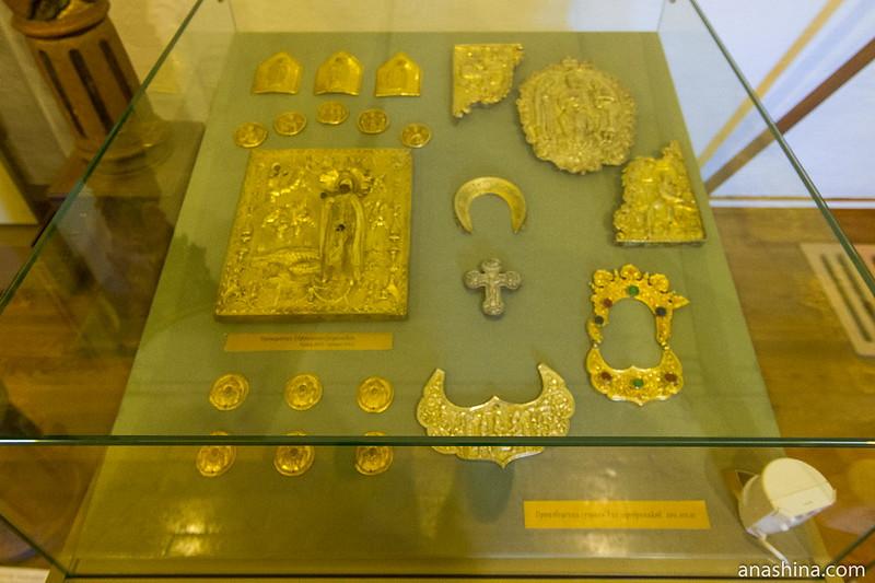 Музейная экспозиция, Спасо-Евфимиев монастырь, Суздаль