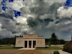 American Cemetery. Épinal, Vosges. France