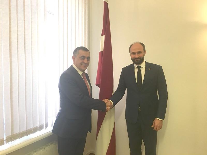 Azerbaidžānas probācijas dienesta vadītāja vizīte VPD