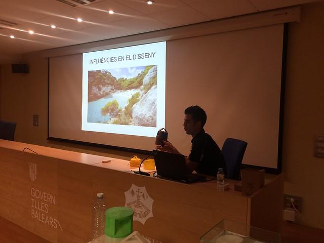 Presentació projecte IMAGO al CentreBit Menorca (28/05/2018)