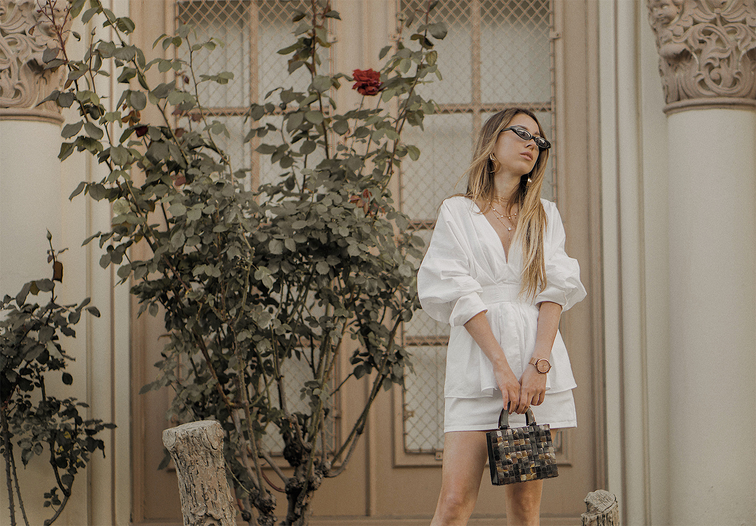 white_outfit_look_ideas_street_style_total_white_Céline_inspired_Ring_Toe_Lace_Up_Sandals_summer_san_francisco_fashion_blogger_bay_area_the_white_ocean_lena_juice_07