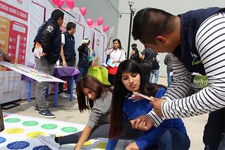 La Universidad San Ignacio de Loyola (USIL) a través de la Vicepresidencia de Responsabilidad Social (VPRS) en alianza con la Liga contra el Cáncer, llevaron a cabo Feria por el Día Mundial Sin Tabaco