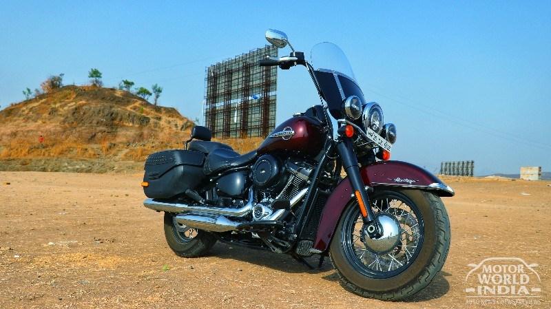 Harley Davidson Heritage Classic
