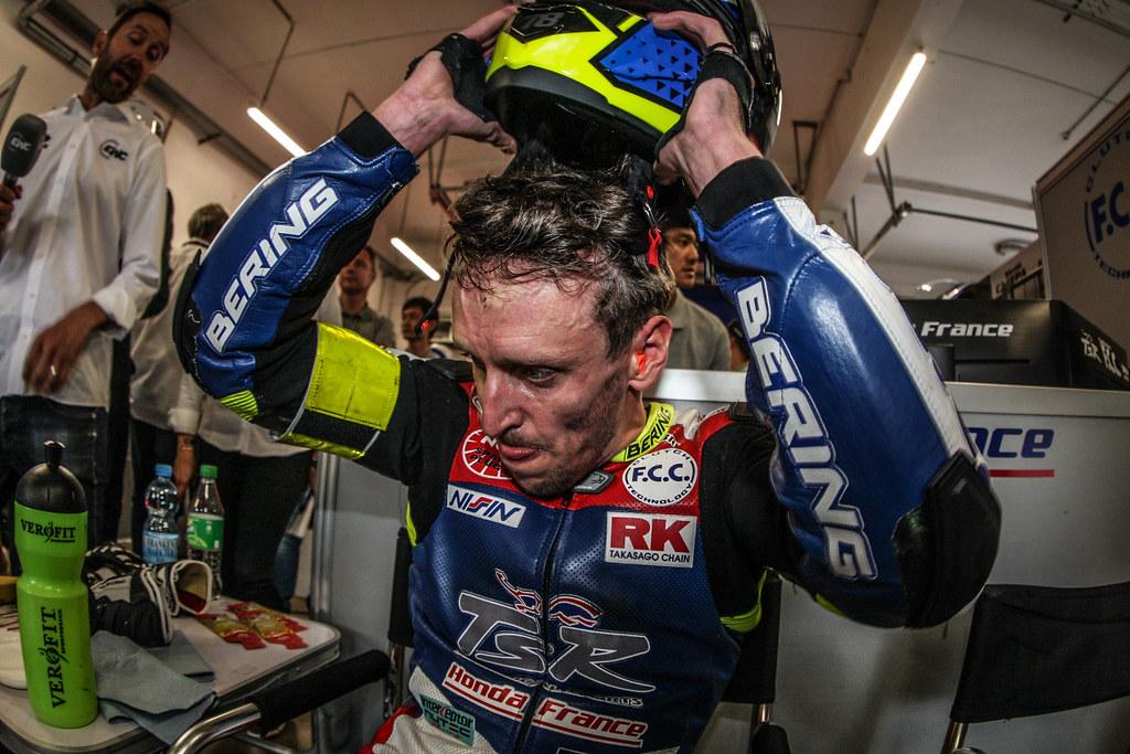 8,Hours,Oschersleben,2018,N 5 F.C.C. Tsr Honda France, Foray Freddy,