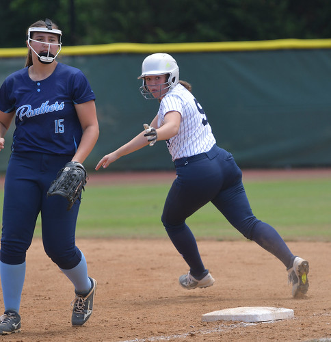Richlands vs Page County Softball