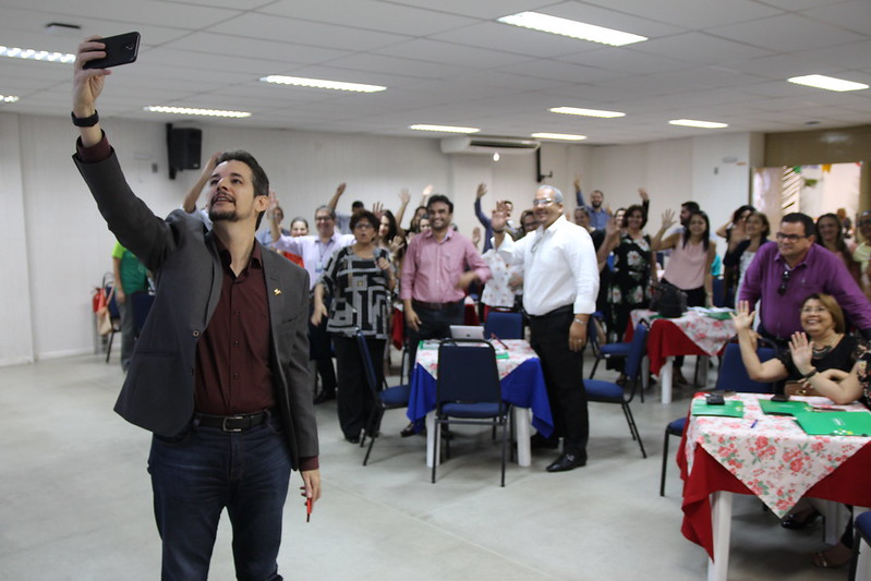 ALMOÇO COM RH - Comunicação Interna - Intra-S