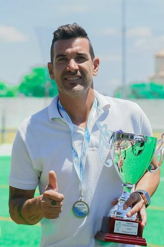 José Manuel Cotán Calahorro, director deportivo de la U.D. Consolación
