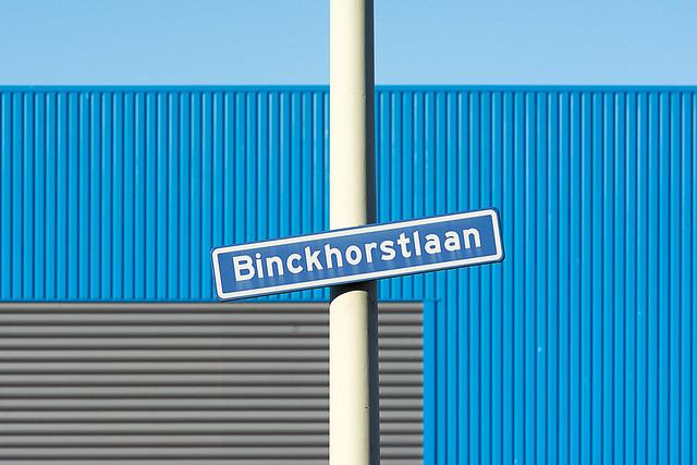 Binckhorstlaan (on Explore)