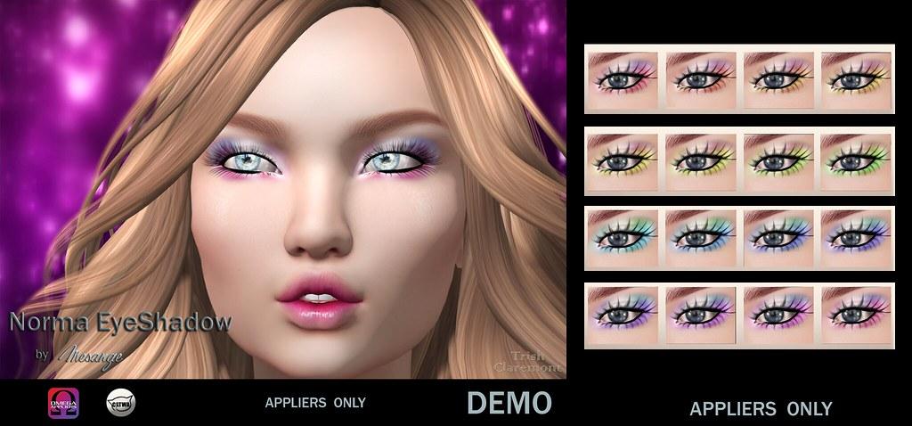MESANGE - Norma EyeShadow - TeleportHub.com Live!