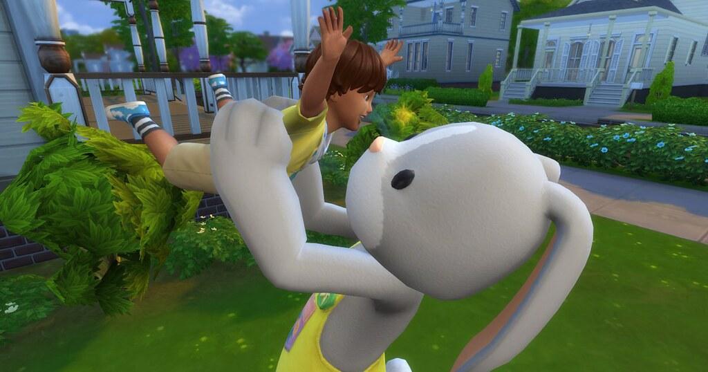 Foto de Nova Imagem do The Sims 4 Estações Disponível